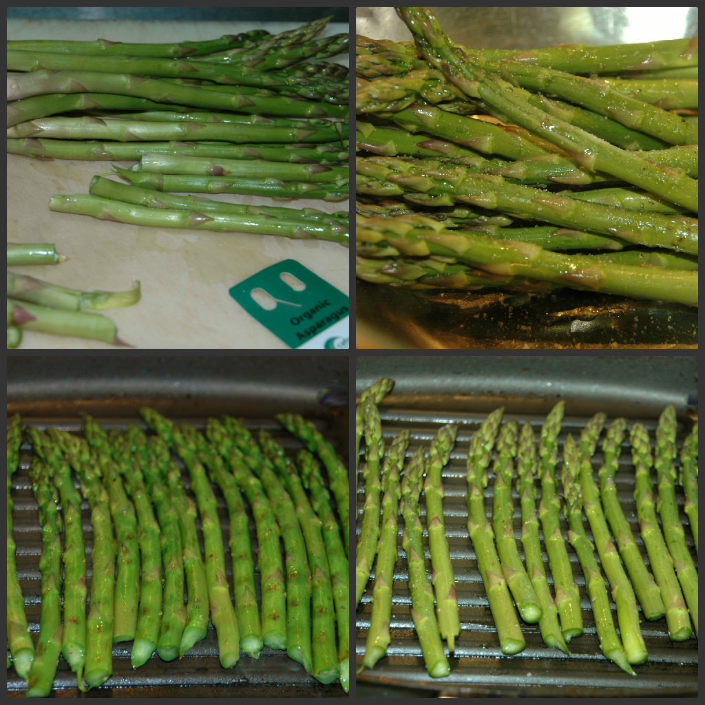 asparagus Collage